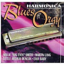Little Arthur Duncan - Harmonica Blues Orgy [New CD]