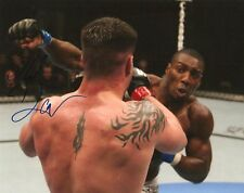 PHIL DAVIS SIGNED 8X10 PHOTO PROOF COA AUTOGRAPHED UFC 1