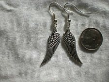 Walking Dead Daryl Dixon Angel Wings Earrings