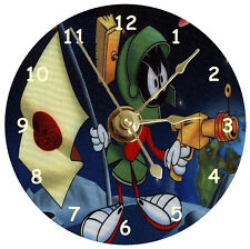 NEW Marvin The Martian In Space CD Clock