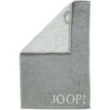 JOOP! Handtücher Classic Doubleface 1600 silber - 76 Grau NEU & OVP