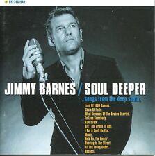Soul Deeper ... Songs From The Deep South by Jimmy Barnes (CD, 2000, WEA)