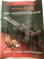 Total Flex Ab Developer Beinträner für Total Flex.