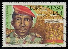 Burkina Faso, Sankara (rare!), 1984, used