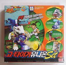 TAKARA BATTLE B-DAMAN(BEADMAN) ZERO 2 : GO-TIGER UNION SET (Korea Ver.)