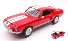 Shelby Gt 500 Kr 1968 Red 1:18 Model LUCKY DIE CAST