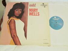 MARY WELLS..OOH!..RARE '66 MONO MOVIETONE SOUL-POP W/RARE TRACKS EX+!