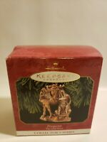 Hallmark Keepsake Ornament Prospector The Old West Collector's Series Holiday