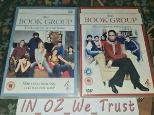 The Book Group - Series 1 & 2 (DVD, 2006, 2-Disc Box Set)