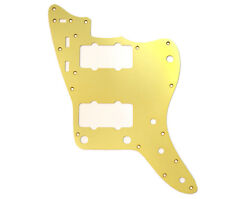 Gold Anodized Aluminum Pickguard for Vintage USA Fender Jazzmaster® PG-0582-060
