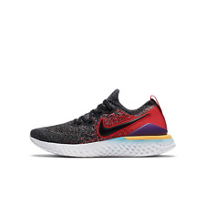 Nike Epic React Flyknit 2 Womens Trainers Running Run Gym Sports Training Cardio