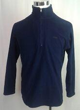 PATAGONIA Men's Blue Fleece Sweater Capilene 1/2 Zip Sz Medium