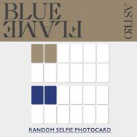 ASTRO - 6TH MINI ALBUM BLUE FLAME PHOTOCARD EUNWOO MOONBIN MJ JINJIN ROCKY SANHA