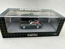 FIAT 8V GHIA SUPERSONIC 1954 BLACK MATRIX MX10602-011 1/43 RESINE 408 PIECES