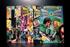 COMICS: DC: Green Lantern/Green Arrow #1-7 (1983), Neal Adams art - RARE