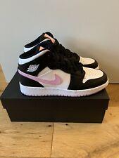 Nike Air Jordan 1 Mid GS Artic Pink UK Size 5