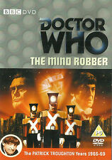 Doctor Who 2nd Dr The Mind Robber * NEW & SEALED *  Region 4