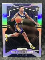 2019 Panini Silver Prizm Nickeil Alexander-Walker Centered 🔥🔥🔥