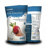 Finest Belgian Milk Chocolate Bag 900g - Suitable for a Chocolate Fountain