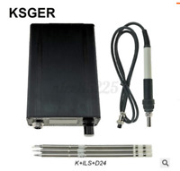 KSGER T12 STM32 V3.1S Welding Soldering Iron Station OLED Handle Electric Tool