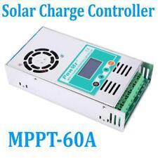 60A MPPT Solar Charge Controller Auto 12V/24V/36V/48V Energy System with Fan