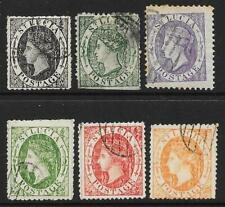 Selection of Early St Lucia Forgeries