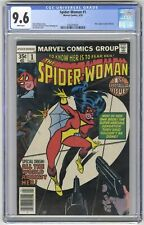 Spider-Woman #1 CGC 9.6 HIGH GRADE Marvel Comic KEY New Origin Jessica Drew