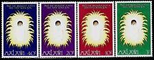 SELLOS NAVIDAD MALAWI 1976 279/82 4v.