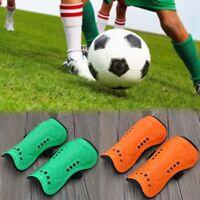 Football Club Slip On Shinpads Kids Youth & Boys Protection Shin Pads Guard @yf