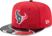 New Era Houston Texans Draft On Stage 2017 NFL Limited Snapback Cap S M 9fifty