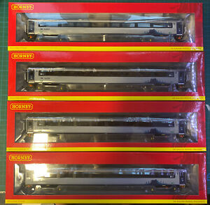 Hornby Scotrail Inter7city HST x4 Mk3 Coach Set (OO Scale) New