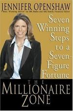 The Millionaire Zone: 7 Winning Steps to a Seven-Figure Fortune-ExLibrary