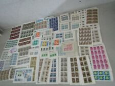 Nystamps Japan much mint Nh stamp block & souvenir sheet collection