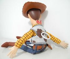 "The Disney Toy Story Movie Plush Cowboy Woody 16"" Talking Doll (90% new)"