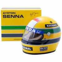 Ayrton Senna 1993 Mclaren Mini Helmet 1:2 Scale