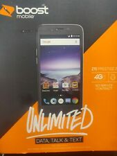 Zte Prepaid Cell Phones Smartphones For Sale Ebay