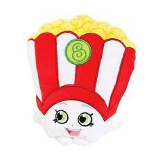 "Shopkins 7"" Plush Poppy Corn Soft Plush Figure + Stickers Gift Xmas USA Seller"