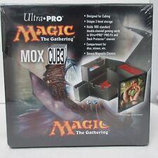 Ultra Pro Magic the Gathering MTG Mox Cube Box New Sealed