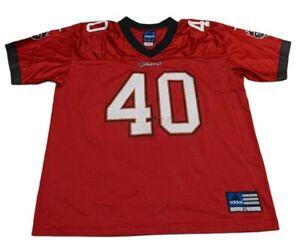 VTG Adidas Tampa Bay Buccaneers Mike Alstott #40 NFL Jersey Size XL