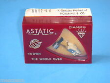 Vintage Astatic N862-ed /Pickering D-IV-ACE Diamond Stylus/Needle for Stereo-LP