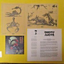 Shadow Master Psygonosis Jae Lee Tribute To Rodney Matthews Ltd Ed Comic More