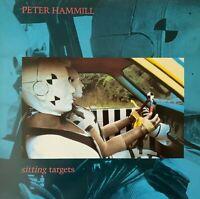 PETER HAMMILL Sitting Targets 1981 (Vinyl LP)