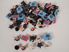 100 pcs Jibbitz CROC Shoe Charms & Jibbitz Bands Bracelet Gifts 3