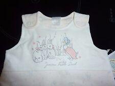 Peter Rabbit JEMIMA PUDDLE DUCK Sleepbag 0-6 Months Tog 1.5 NWT