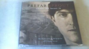 PREFAB SPROUT - WHERE THE HEART IS - CD SINGLE