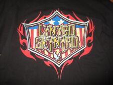 Lynyrd Skynyrd Flames (Lg) Long Sleeve Shirt
