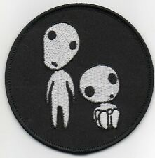 Parchment the princesa mononoke kodama 9cms patch
