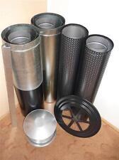 """Wood Heater FLUE KIT 4.5"""" Stainless Steel. BRAND NEW AUSTRALIAN MADE"""