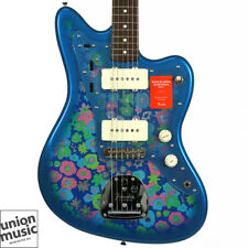 Fender Limited Edition Japan Traditional JazzMaster Blue Flower