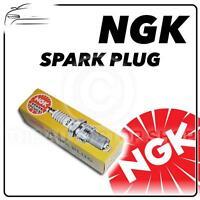1x NGK SPARK PLUG Part Number BR8HS Stock No. 4322 New Genuine NGK SPARKPLUG